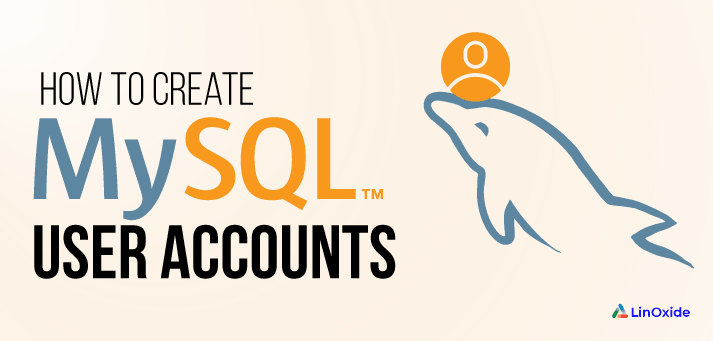 create mysql user accounts