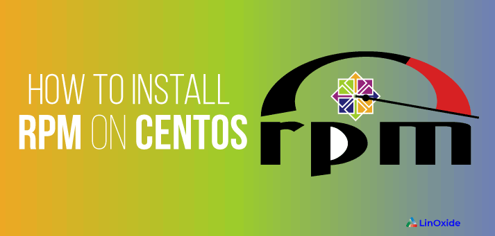 How to Install RPM on CentOS