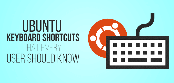 ubuntu keyboard shortcuts