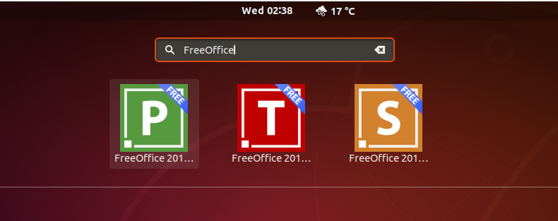 FreeOffice Ubuntu