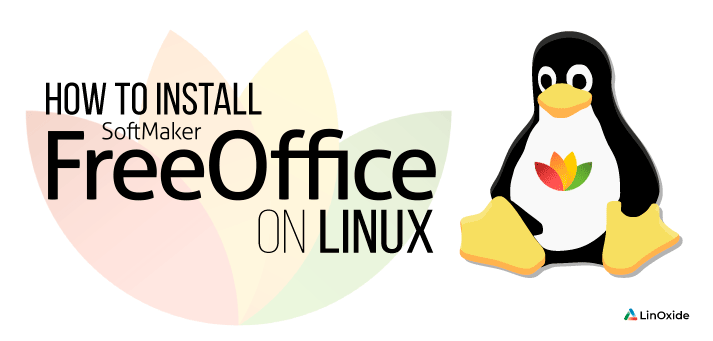 install freeOffice linux