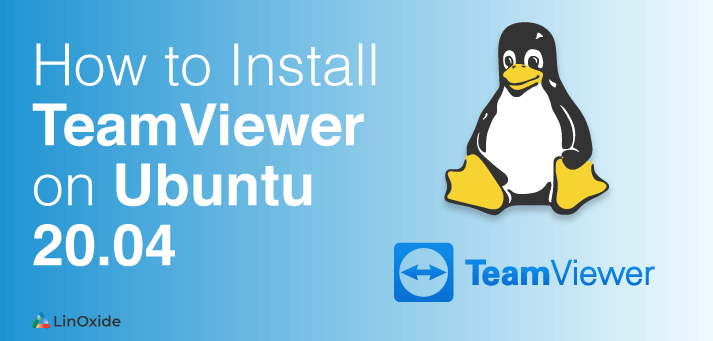 install teamviewer on ubuntu 20.04
