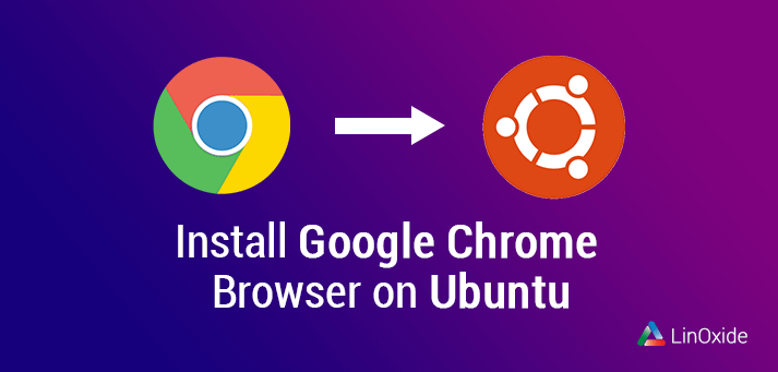 how to install chrome browser on Ubuntu