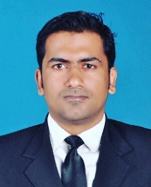 A Picture of Kashif Siddique
