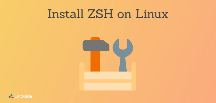 install zsh on Linux