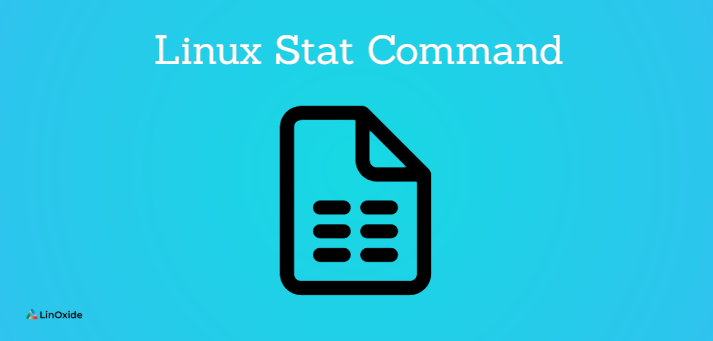 linux stat command