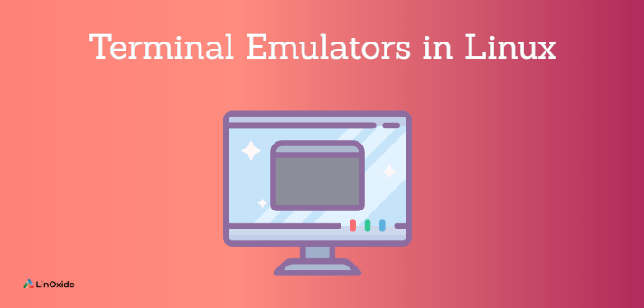terminal emulators on linux