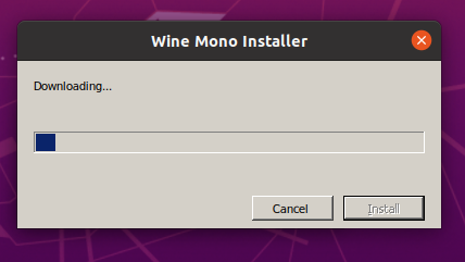 install-wine-mono-package