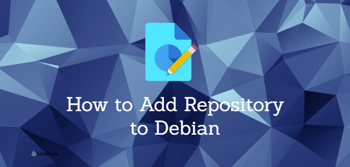 How to Add Repository to Debian